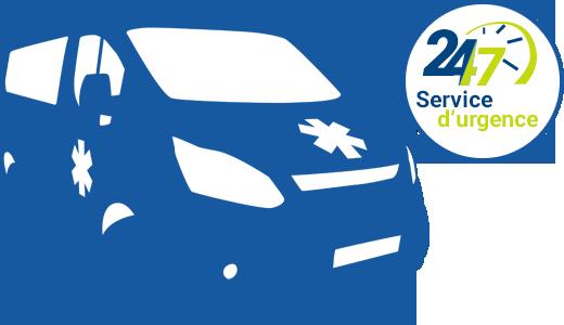 Ambulance 24h/24